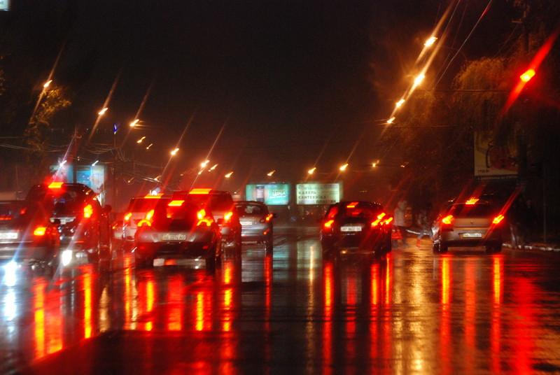 уменьшения фото ночной дождливой москвы за рулем это еще